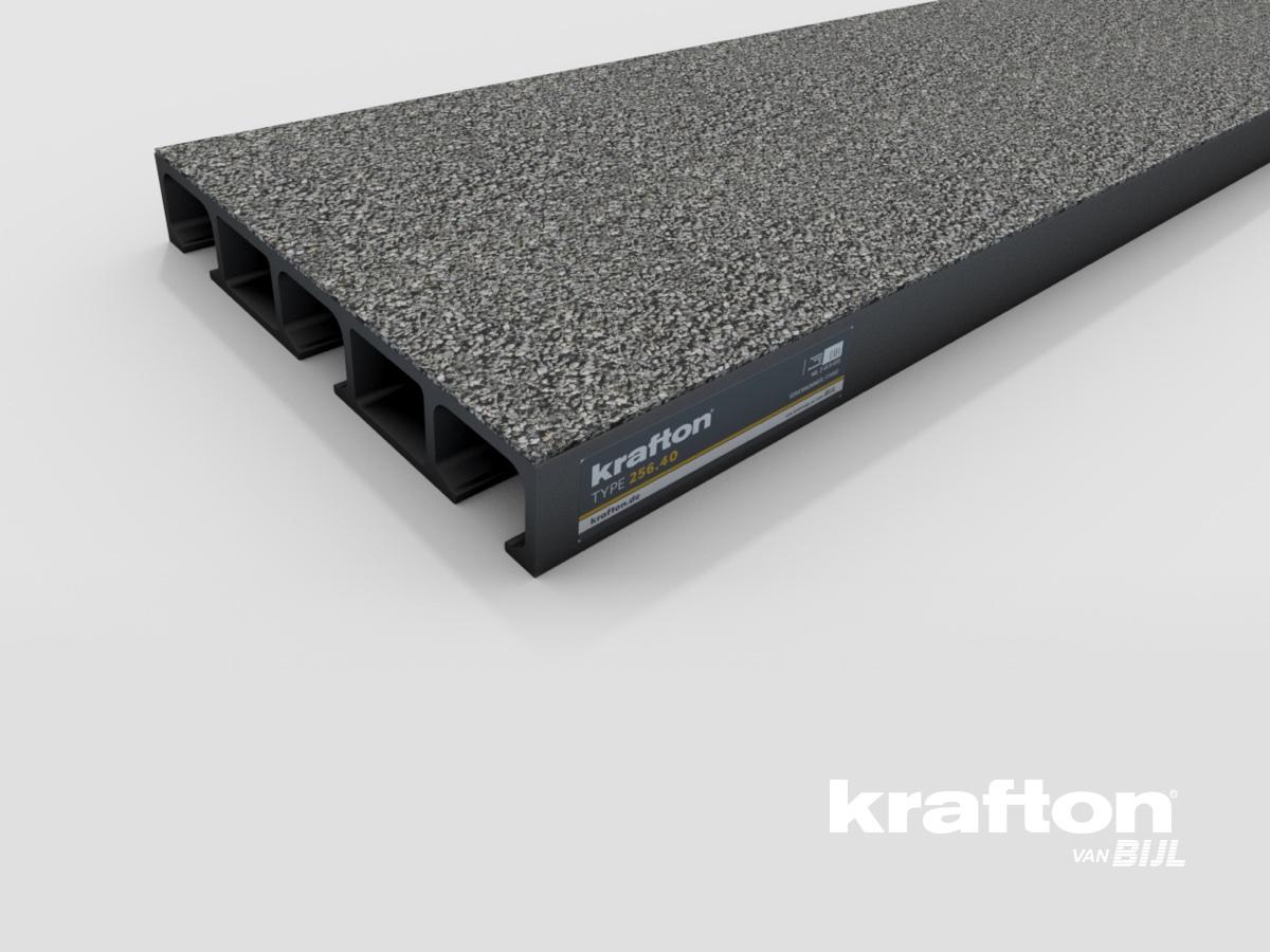 krafton® 256.40 GVK Brugdekplank